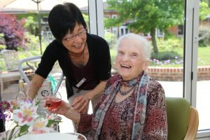 Phyllis Tuckwell Hospice is the only adult Hospice caring for terminally ill people and their families across the whole of West Surrey and part of North East Hampshire, both at the Hospice and in the community. For many patients, when a cure is not possible, hospice care offers a more dignified and comfortable alternative to spending time in the impersonal and noisy environment of a hospital. Our care helps patients manage pain and improves the quality of life for both the patient and their family. Seeking care through our Hospice isn't about giving up hope or hastening death, but rather a way to get the most appropriate care in the last phase of life…because every day is precious.